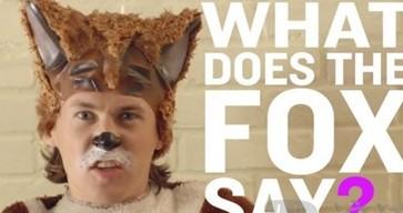 挪威神曲走红:《狐狸之歌》很洗脑