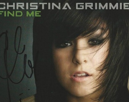 Christina Grimmie 新单《Absolutely Final Goodbye》