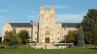 美国大学介绍--弗吉尼亚理工大学