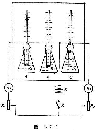 中学生物理小常识:焦耳定律