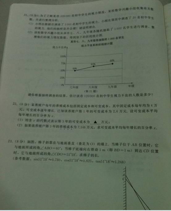 中考试题 > 正文  关注:中考政策中考数学答题技巧