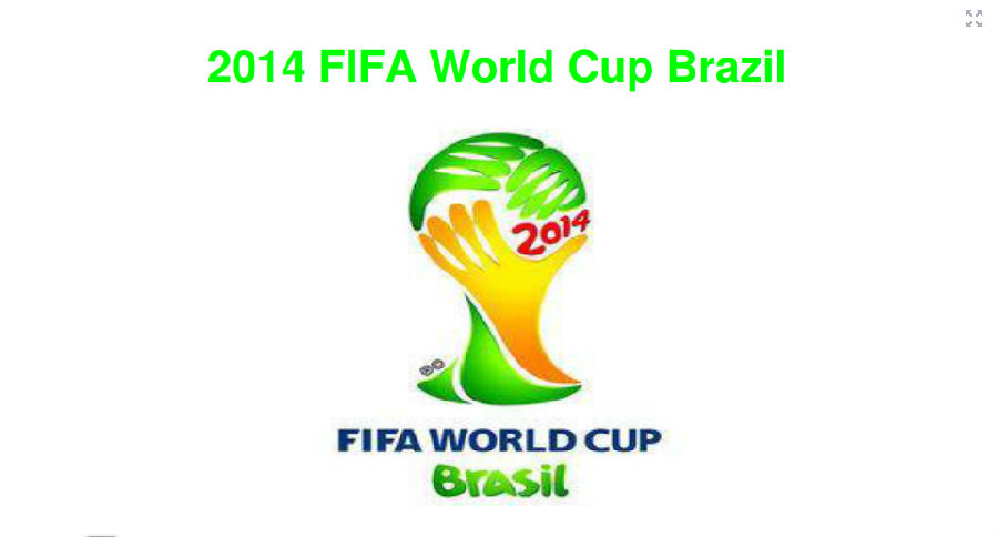 巴西世界杯英语ppt图片