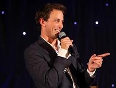 2014年艾美奖Seth Meyers开场秀