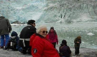 90岁奶奶环游世界18年 年龄真的不是问题