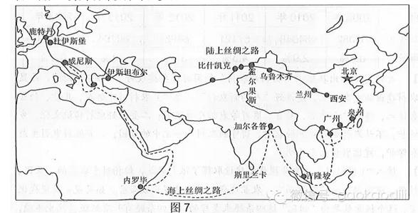 """""""一带一路""""是""""丝绸之路经济带""""和""""21世纪海上丝绸"""