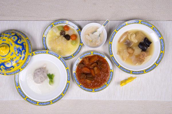 国宴年夜饭四个菜3980元 你买吗(图)