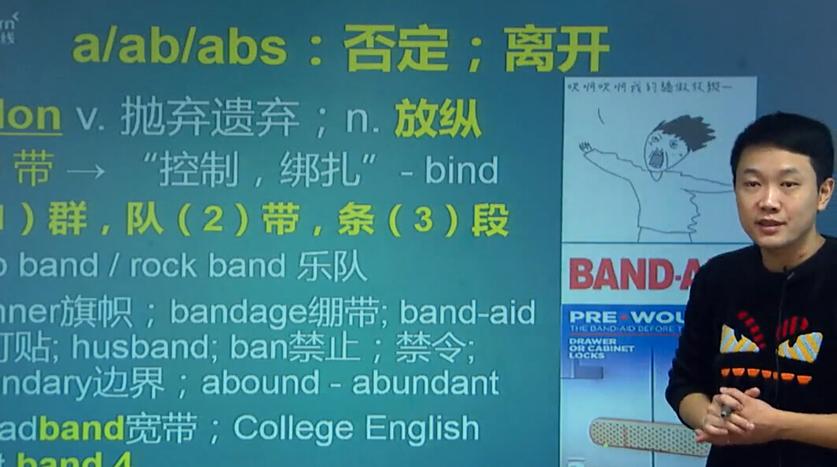 刘畅:词汇讲解