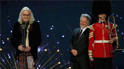 英国国家电视奖揭晓 《唐顿庄园》获最佳剧情(组图)