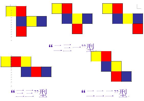 20分钟学会正方体的展开图
