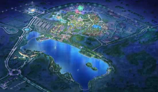 上海迪斯尼乐园头两周门票已售空(图)