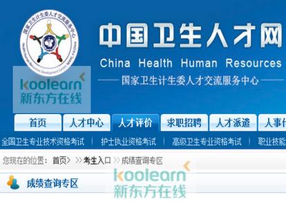 山东卫生人才网_中国卫生人才网成绩查询时间-2016护士|卫生资格考试