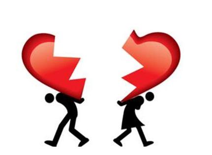 中国离婚率逐年攀升 去年384万对夫妇离婚(图)