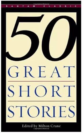 SAT必读书目推荐《50 Great Short Stories》