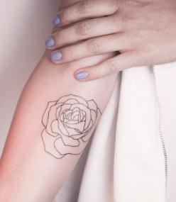 什么样的纹身图案最好看 法国人告诉你(组图)
