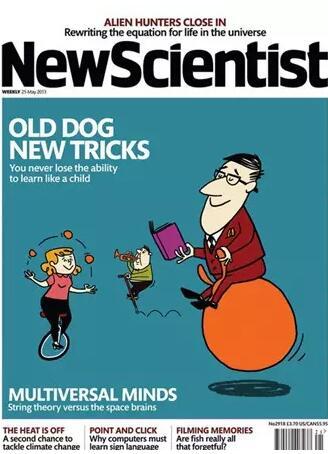 美国高中生必读杂志推荐《新科学家》(New Scientist)