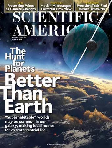美国高中生必读杂志推荐《科学美国人》(Scientific America)