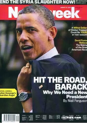 美国高中生必读杂志推荐《新闻周刊》(Newsweek)