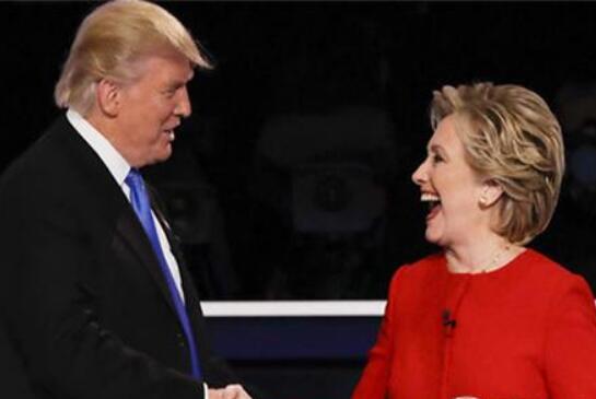 美国总统竞选最后一天:特朗普希拉里谁是美国新总统