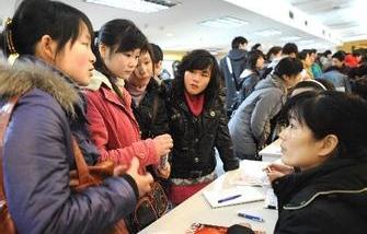 超八成女生遭就业歧视,求职被问血型星座(图)