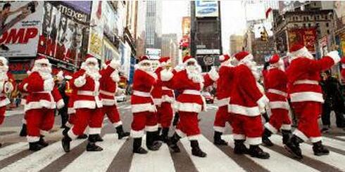 美國圣誕節-美國節日介紹