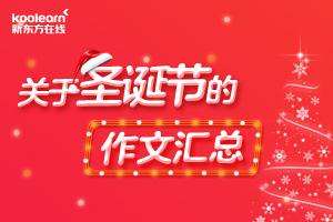 2016圣诞节祝福语\手抄报\作文资料汇总