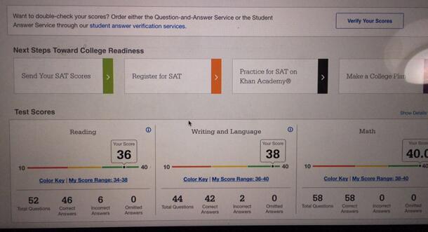 新SAT考试1540分是如何修炼的?