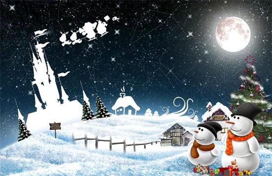 双语:与圣诞节有关的英文单词