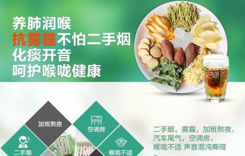 """双语:中医表示""""雾霾清肺茶""""并不靠谱(图)"""