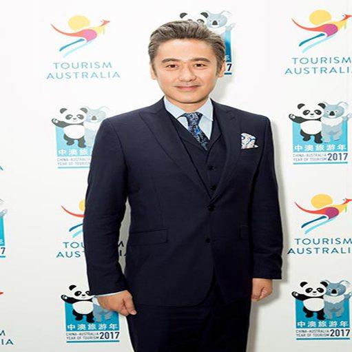中国演员吴秀波担任中澳旅游年大使(双语)