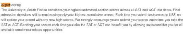 SAT送分问答:SAT可以拼分吗?