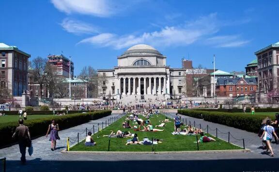 哥伦比亚大学2017年录取结果公布 录取率5.8%