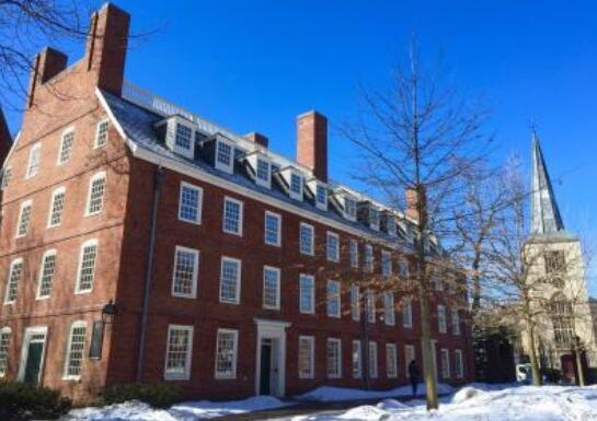 哈佛大学2017年录取结果公布 录取率5.2%