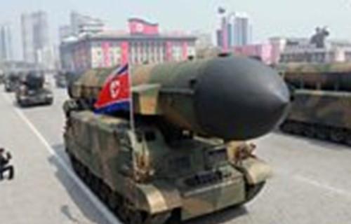 朝鲜阅兵后一天导弹发射失败(双语)