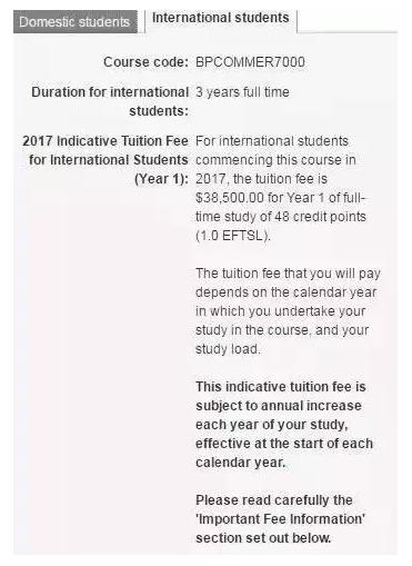 吃不完的土!澳洲学费又涨40%!