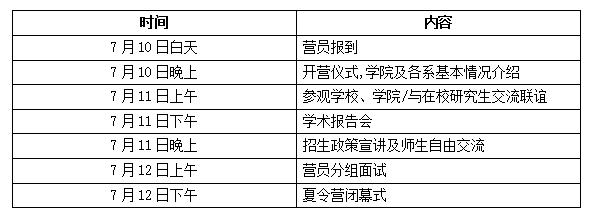 华中科技大学社会学院2018保研夏令营公告图片