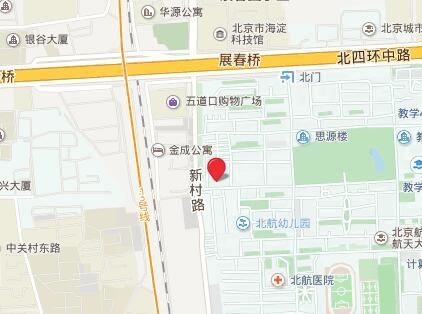 北京航空航天大学GRE考点查询/评价/地图/介绍