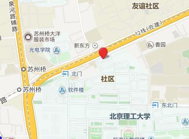 北京理工大学GRE考点查询/评价/地图/介绍