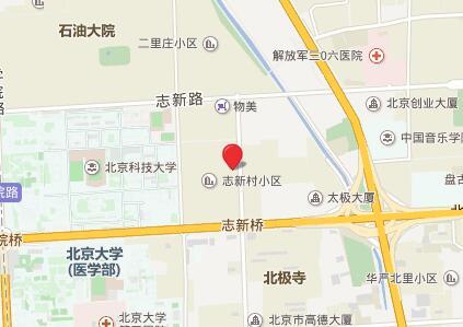 北京高等学校教育科技发展中心GRE考点查询/评价/地图/介绍