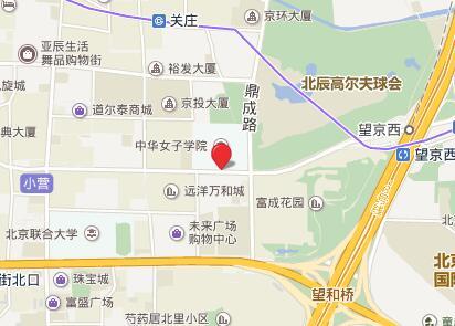中华女子学院GRE考点查询/评价/地图/介绍