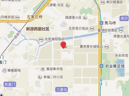 北京外交人员服务局信息与培训中心GRE考点查询/评价/地图/介绍