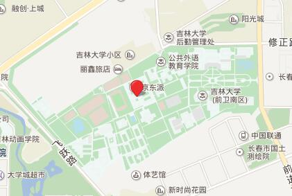 吉林大学GRE考点查询/评价/地图/介绍