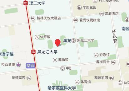 黑龙江大学GRE考点查询/评价/地图/介绍