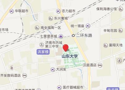 山东大学GRE考点查询/评价/地图/介绍