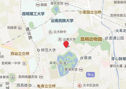 云南大学GRE考点查询/评价/地图/介绍