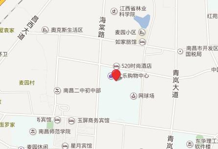 江西财经大学GRE考点查询/评价/地图/介绍