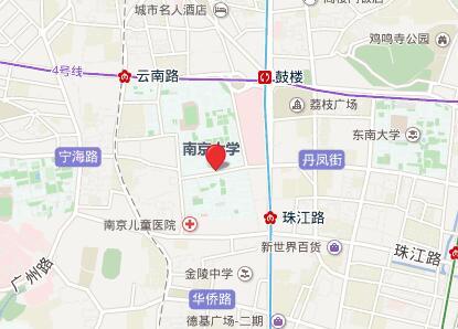 南京大学GRE考点查询/评价/地图/介绍