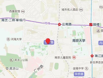 南京师范大学GRE考点查询/评价/地图/介绍