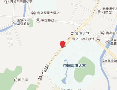 中国海洋大学GRE考点查询/评价/地图/介绍