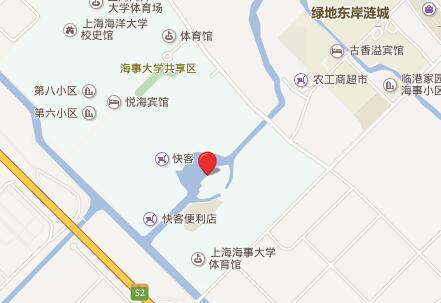 上海海事大学GRE考点查询/评价/地图/介绍