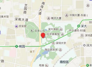 深圳大学师范学院GRE考点查询/评价/地图/介绍